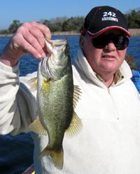 Bill with a nice Bastrop bass