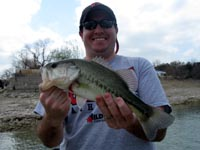 Greg with a nice Travis bass